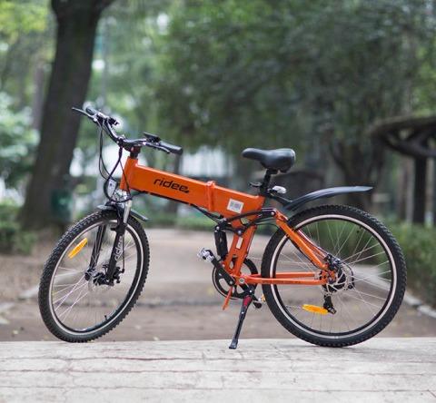 bicicleta electrica en mexico