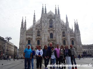 guia brasileira milao duomo milao - Viagens de Incentivo, temos sede em Roma