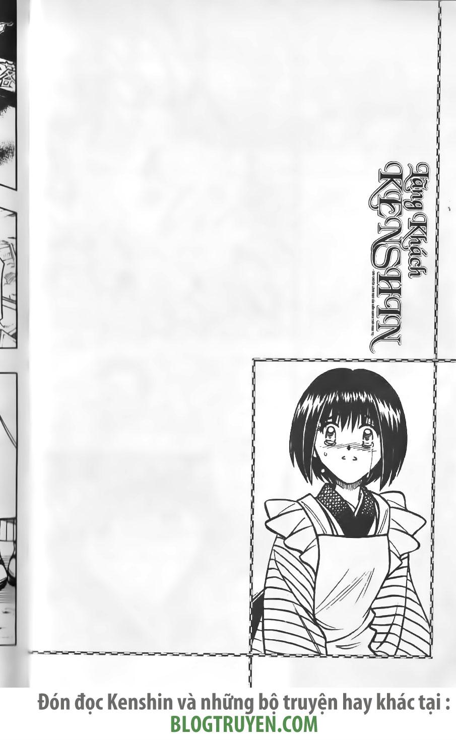 Rurouni Kenshin chap 222 trang 20