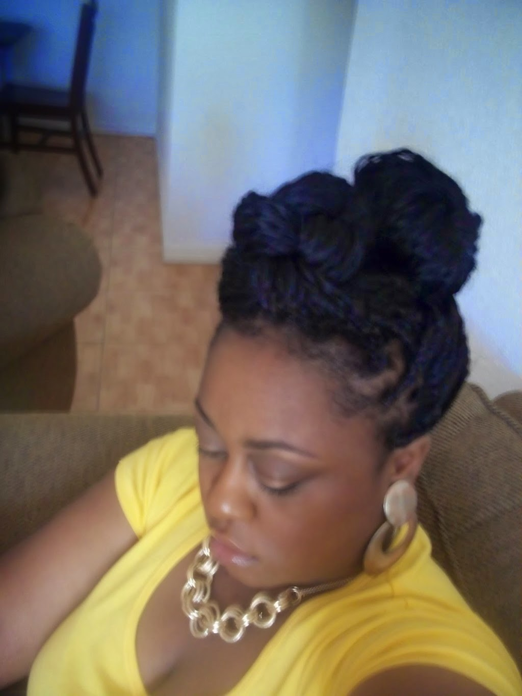 Prime Top 39 Easy Braided Natural Hairstyles Hairstyles Gallery Hairstyle Inspiration Daily Dogsangcom
