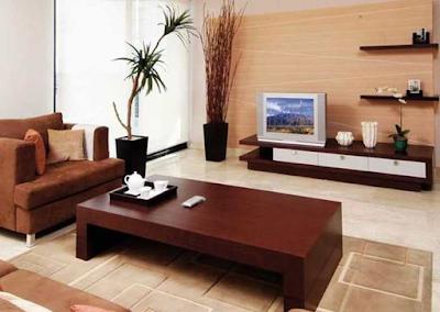 desain ruang keluarga type 21
