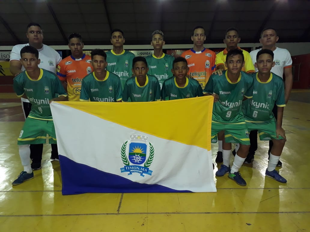 Esporte Codoense  Regional dos Cocais do Campeonato Maranhense de Futsal  2018 foi realizada em Codó 743adda2acf99