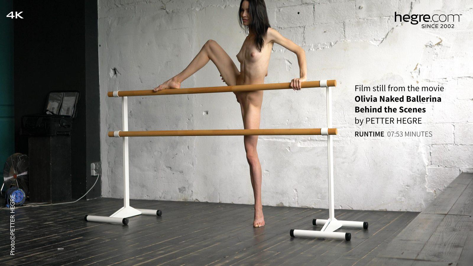 UNCENSORED [hegre-art]2017-08-08 Olivia Naked Ballerina Behind The Scenes, AV uncensored