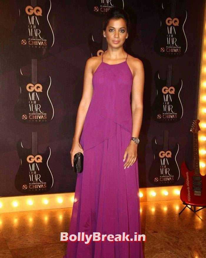 Mugdha Godse, Red Carpet Pics of GQ Men Of The Year Awards 2014