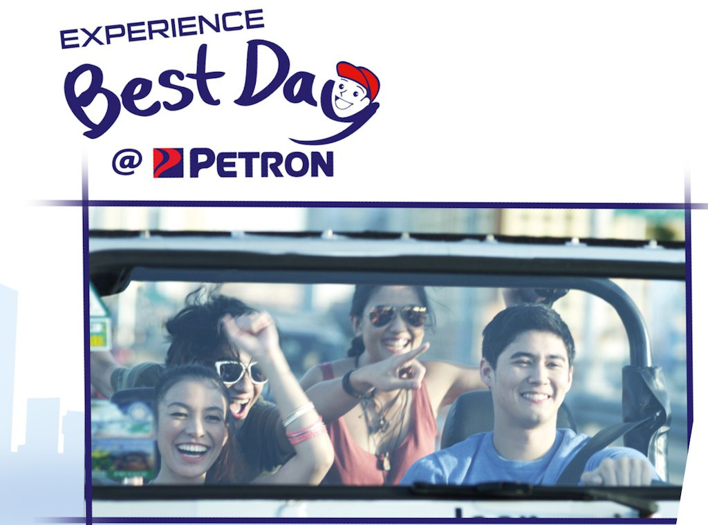 experience petron 39 s best day promo philippine car news car reviews automotive features. Black Bedroom Furniture Sets. Home Design Ideas