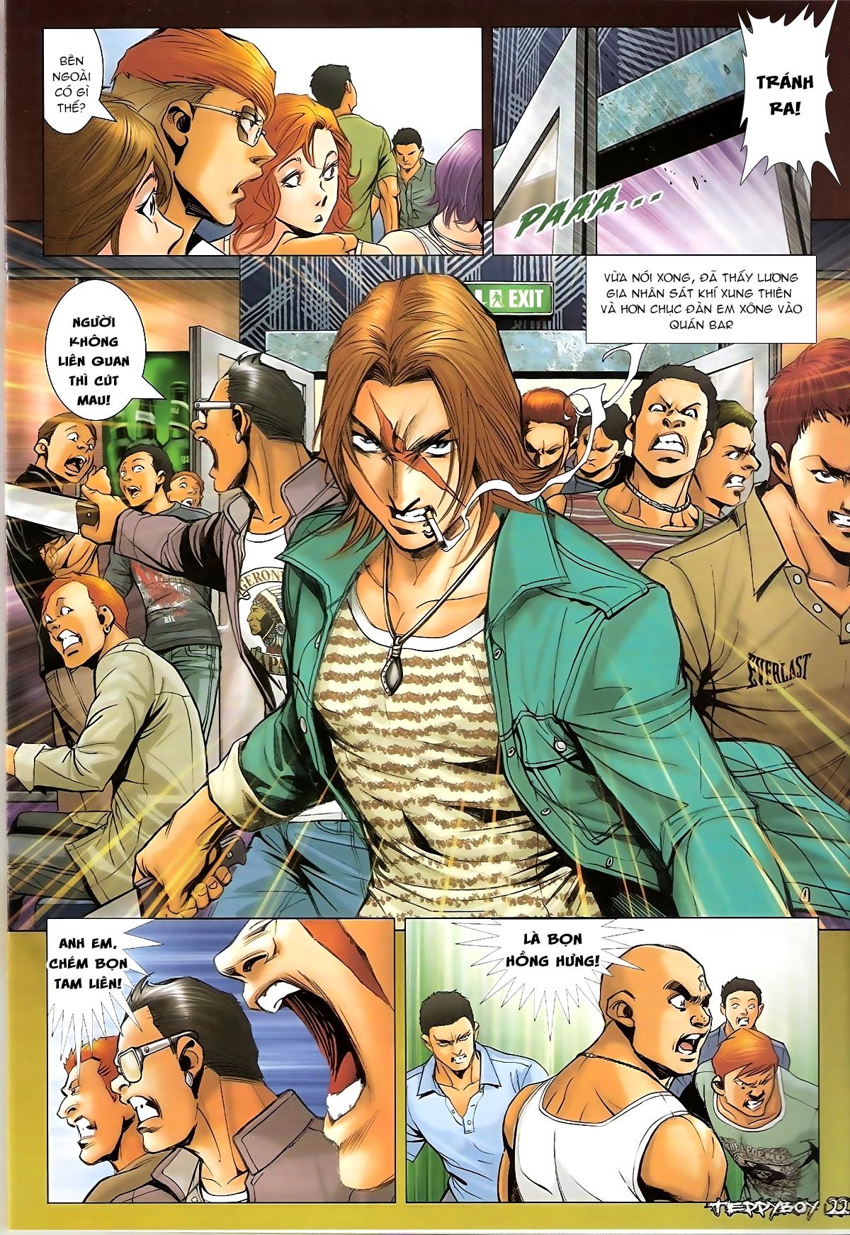 Người Trong Giang Hồ - Chapter 1327: Đàn ông đích thực - Pic 18