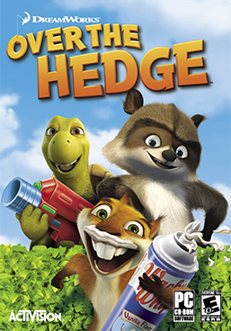 Over the hedge hands-on gamespot.