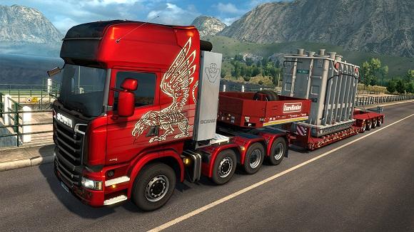 Euro Truck Simulator 2 Italia PC Full Version Screenshot 3