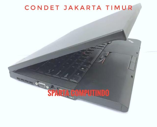 Jual Laptop Second Lenovo Thinkpad T410 Core I5 Jakarta