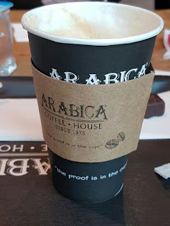 arabica coffee house kentpark avm ankara