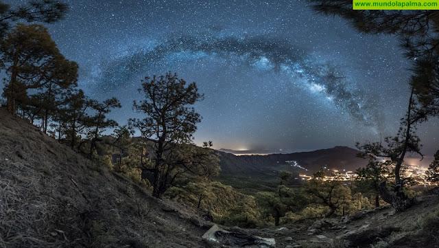 Raquel Valdazo y Alejandro Paz, ganadores del décimo Concurso Internacional de Astrofotografía del Cabildo de La Palma