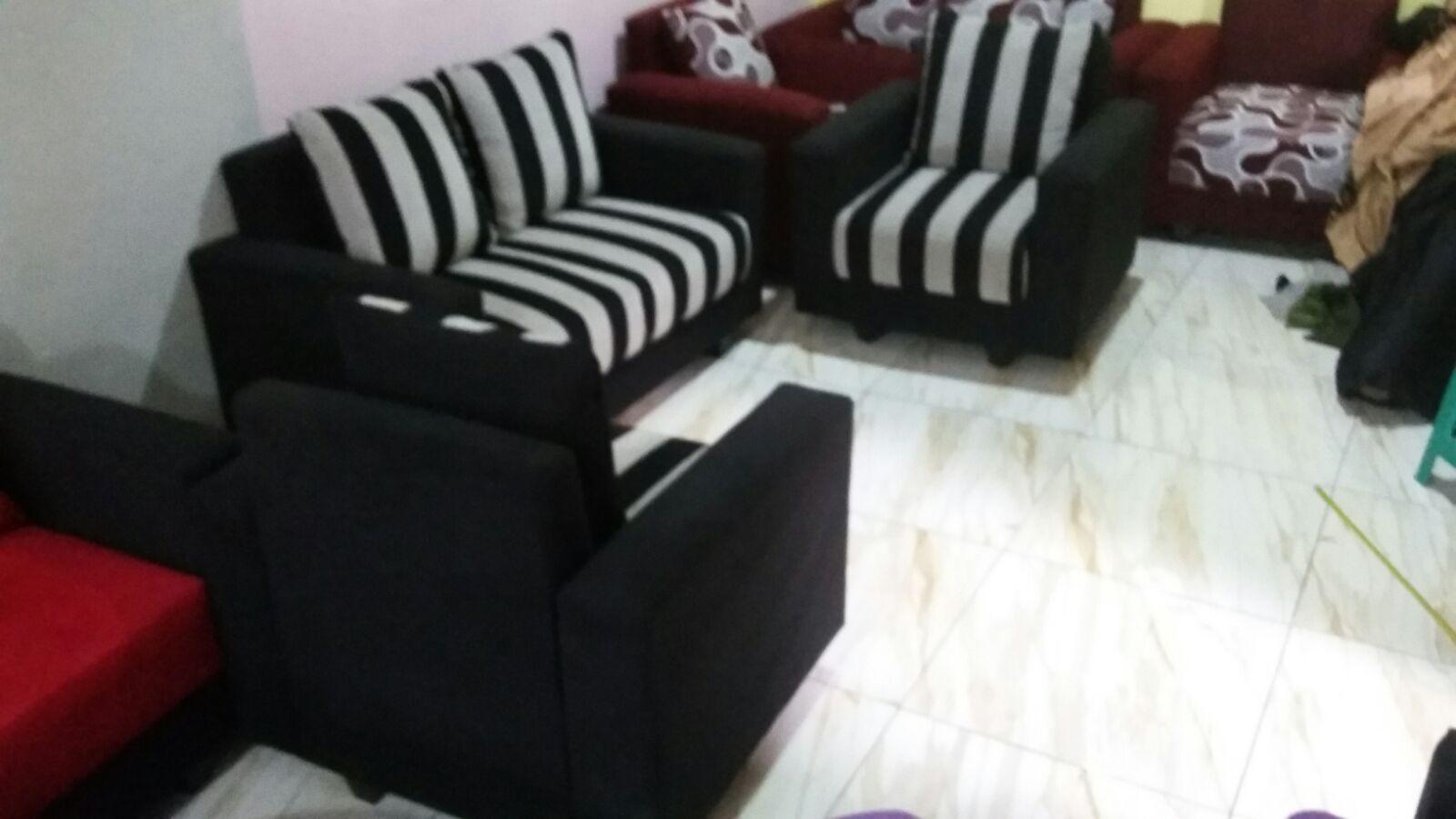 Gambar Sofa Hitam Putih Archives Rumah Kekinian 2019