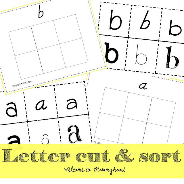 Tot Labs Presents: Hands on learning activities for teaching kids to read, #totlabs, #alphabet, #preschoolactivities, #letteroftheweek, #handsonlearning, #montessoriactivities