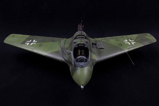 Airframe Album 10: The Me 163 Komet, A Detailed Guide to the Rocket Interceptor