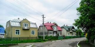Ходорів. Вул. Богдана Хмельницького