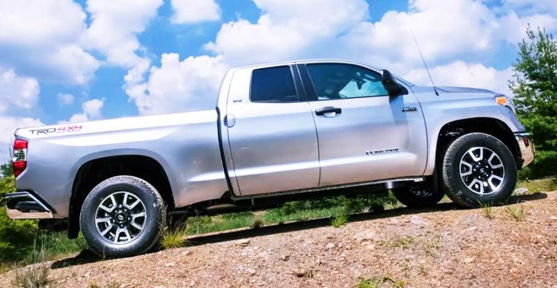 2018 Toyota Tundra Truck Double Cab 4X4 Platinum