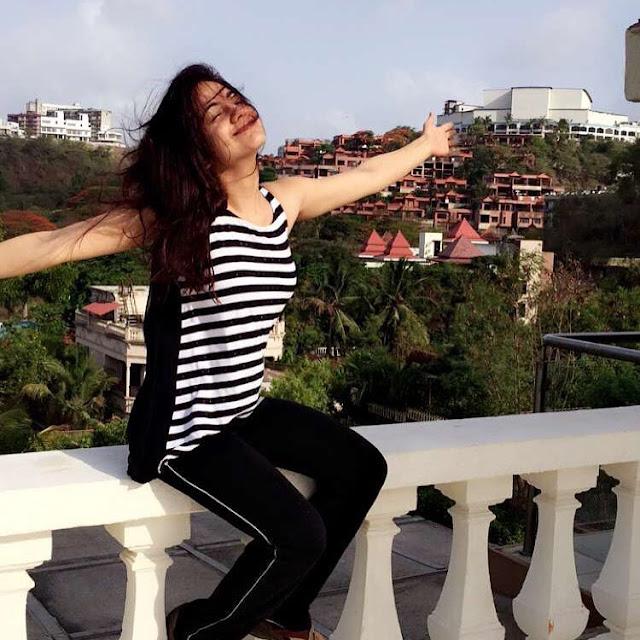 Aksha Pardasany New Instagram Images