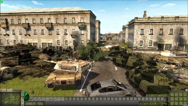 Men of War Assault Squad PC Games Gameplay