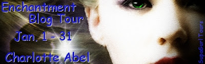 Blog Tour: Enchantment by Charlotte Abel *Promo, Character Bio, Giveaway*
