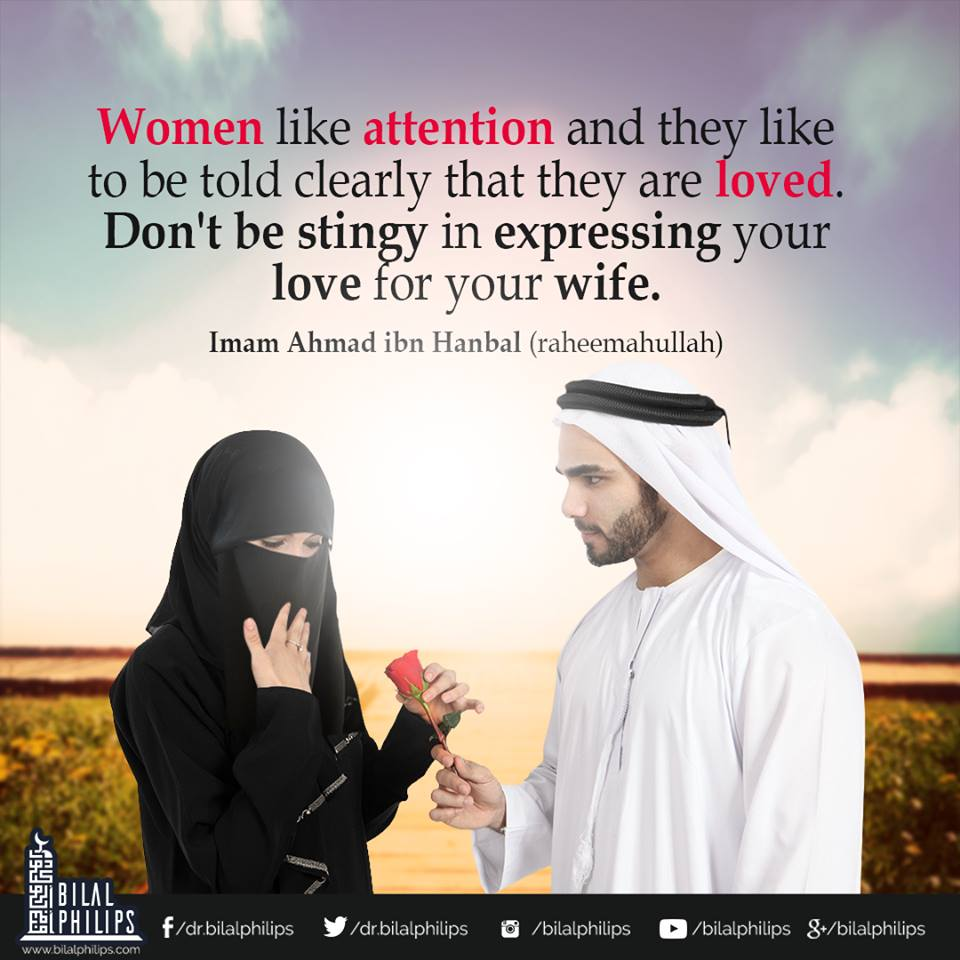 Husband And Wife In Islam Hadith