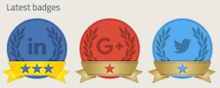 Latest badges