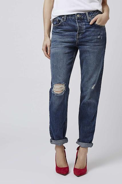 topshop boyfriend jeans, vintage boyfriend jeans, haydn jeans review,