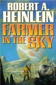 heinlein, farmer in the sky