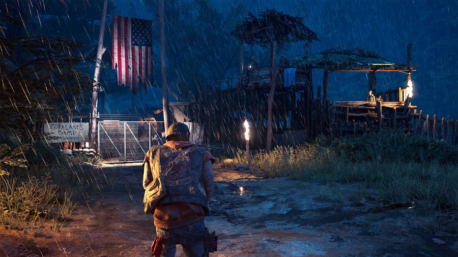 days gone ps4 multiplayer