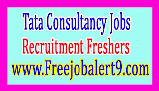 TCS Recruitment 2017 For Freshers Apply