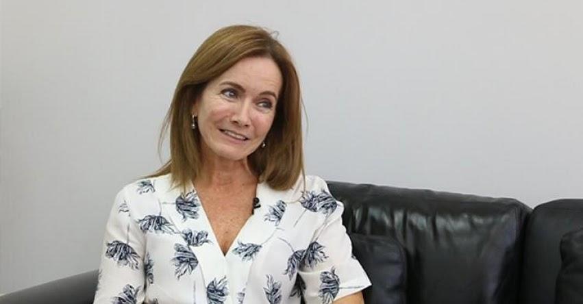 No existe la ideología de género, sostiene la Ministra de Educación Marilú Martens [ENTREVISTA] www.elcomercio.pe
