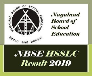 Nagaland HSSLC Result 2019, Nagaland 12th Result 2019, HSSLC Result 2019 Nagaland
