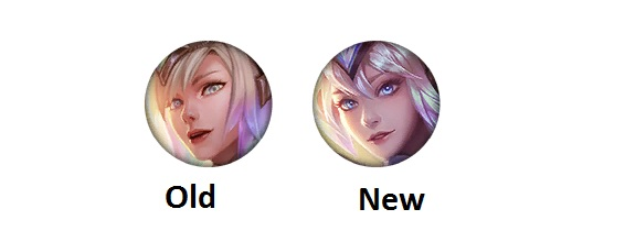 Elementalist Lux Splash Art from Twitter : leagueoflegends