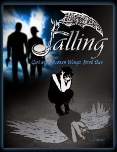 http://www.amazon.com/Falling-Girl-Broken-Wings-1/dp/0984004858/ref=sr_1_1_title_0_main?s=books&ie=UTF8&qid=1397932506&sr=1-1&keywords=falling+j.+bennett