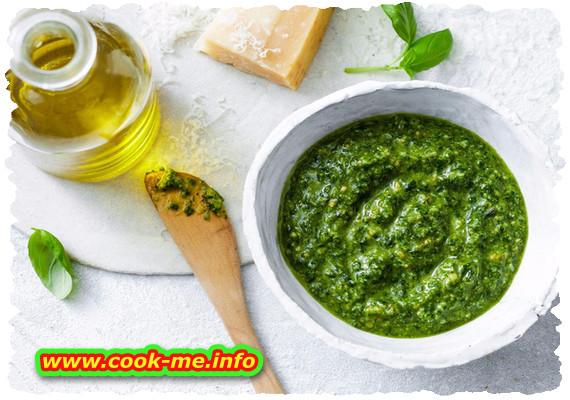 Recipe Pesto sauce