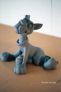 "pierre rouzier_""Samson"" - master maquette"