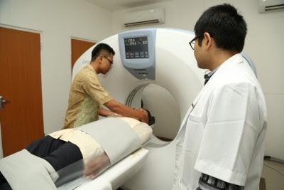 CT scan RSUD Blambangan