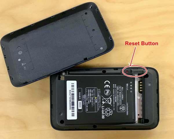 hard reset Huawei 102HW Ultra WiFi 4G