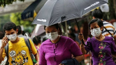 H1N1 ရာသီတုပ္ေကြးေရာဂါ ေနျပည္ေတာ္မွာလည္းျဖစ္ေန