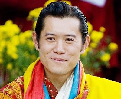 Jigme Khesar Namgyel Wangchuck of Kingdom of Bhutan