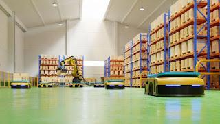 7 Teknologi Modern Warehouse Hari ini
