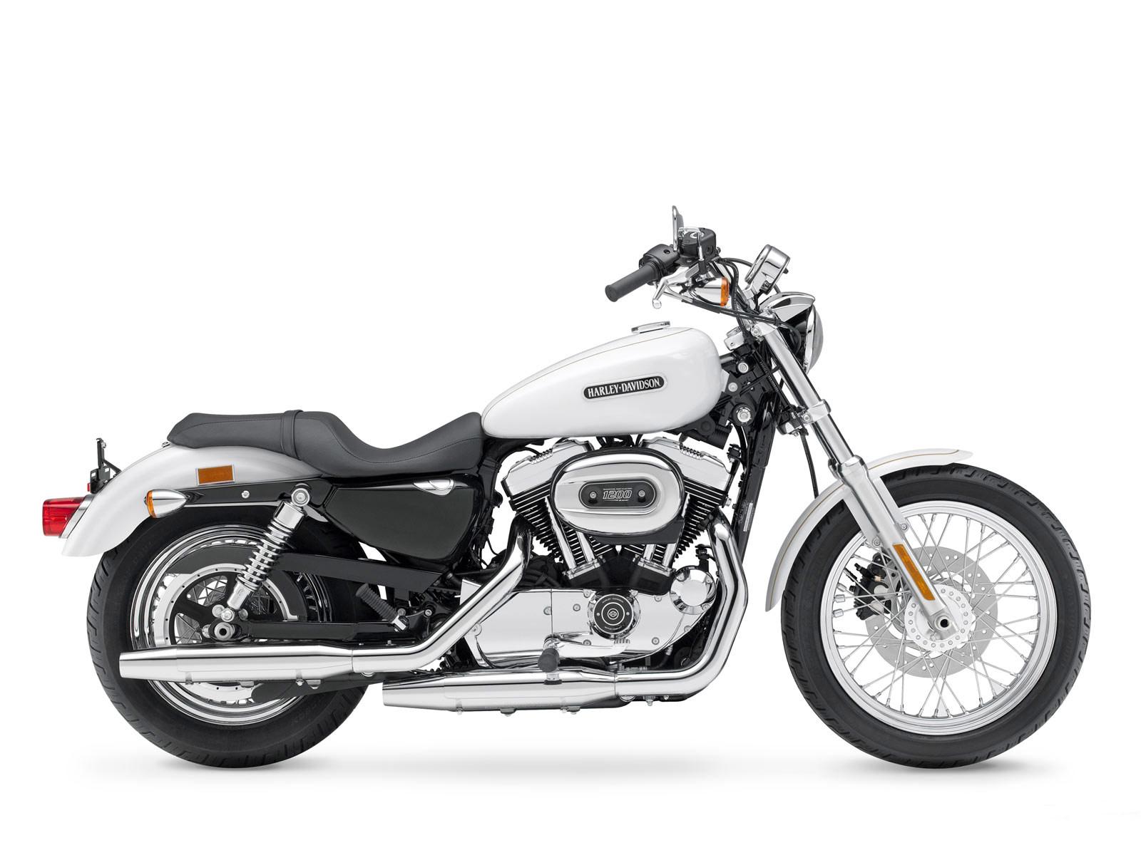 Harley Davidson 2008: 2008 Harley-Davidson XL1200L Sportster 1200 Low Pictures