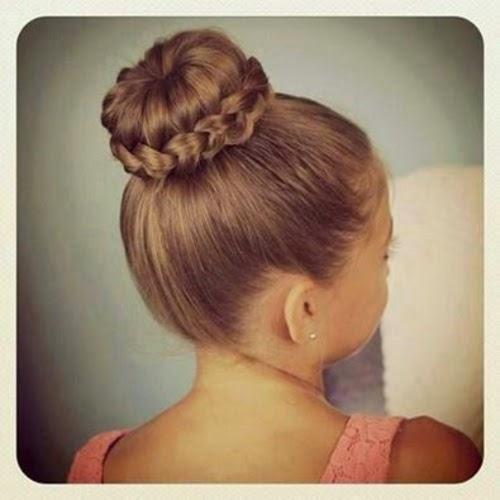 Peinados Para Nina Graduacion Kinder Peinado