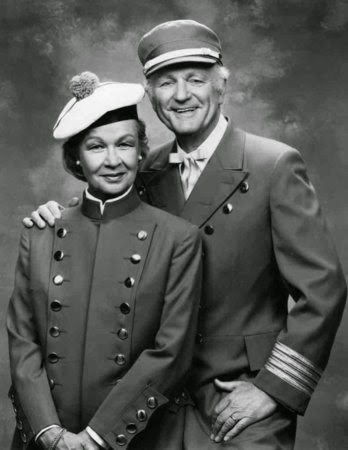Captain and Mrs. Noah