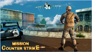 Download Mission Counter Strike V1.3 MOD Apk ( Unlimited All / Full Unlocked )