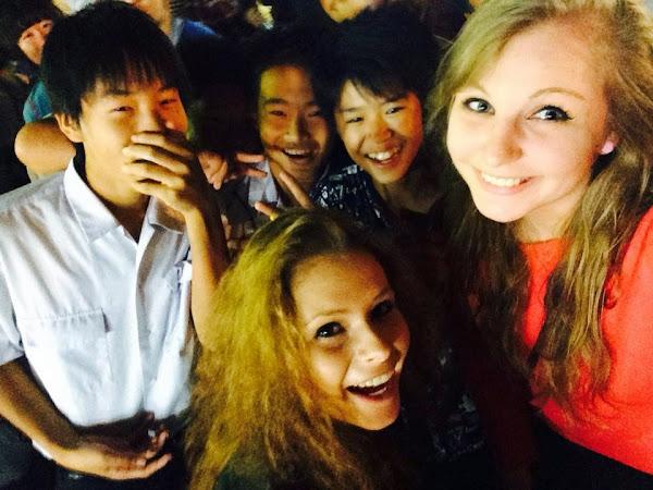 Japan V. (Fire festival, Tajfún, Japonská Svadba, Rádio)