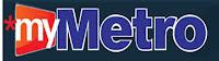 Harian Metro : 'Belukar' dibakar laser