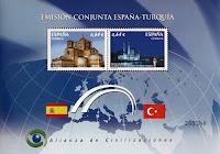 EMISIÓN CONJUNTA ESPAÑA-TURQUÍA