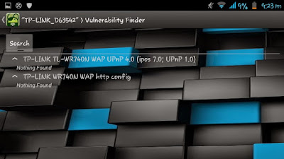How To Use Vulnerability Finder