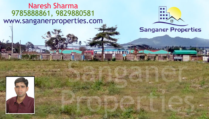 Commercial Land in Sanganer