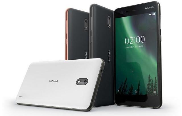 Update Nokia 2
